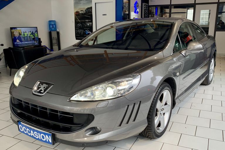 PEUGEOT 407 COUPE 2.0 HDI 163 CH